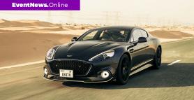 Aston Martin'den Lüks Bir Sedan: Rapide AMR