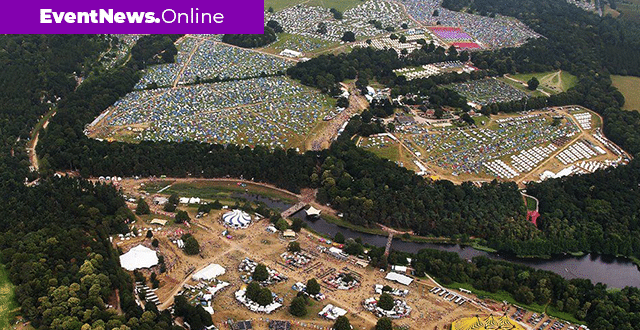 Henham Park'ta gerçekleşen Latitude Festival'e 40 bin kişi katıldı
